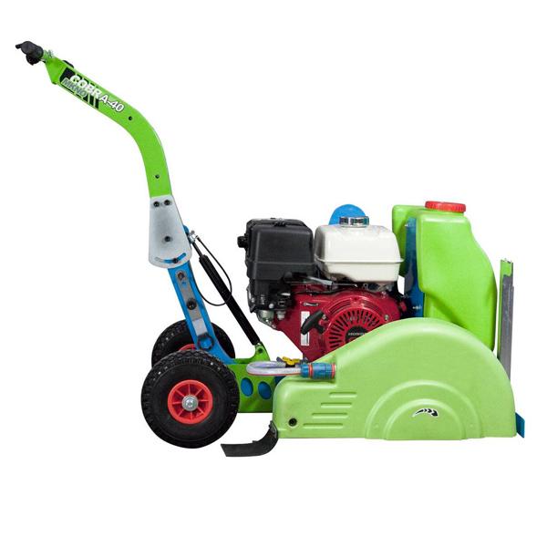 cortadora de asfalto y hormigon Sima cobra 40