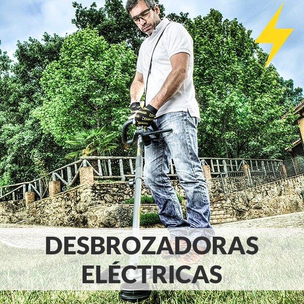 Desbrozadoras Eléctricas