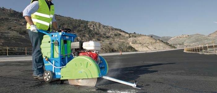 cortadoras de asfalto y hormigon sima